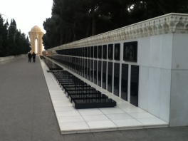 Blog 04 - Laan van Martelaren in Baku 02